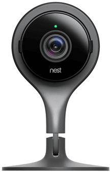 Nest binnencamera