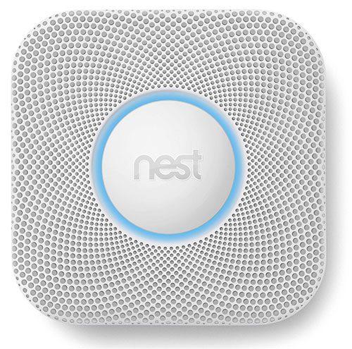 Nest rookmelder