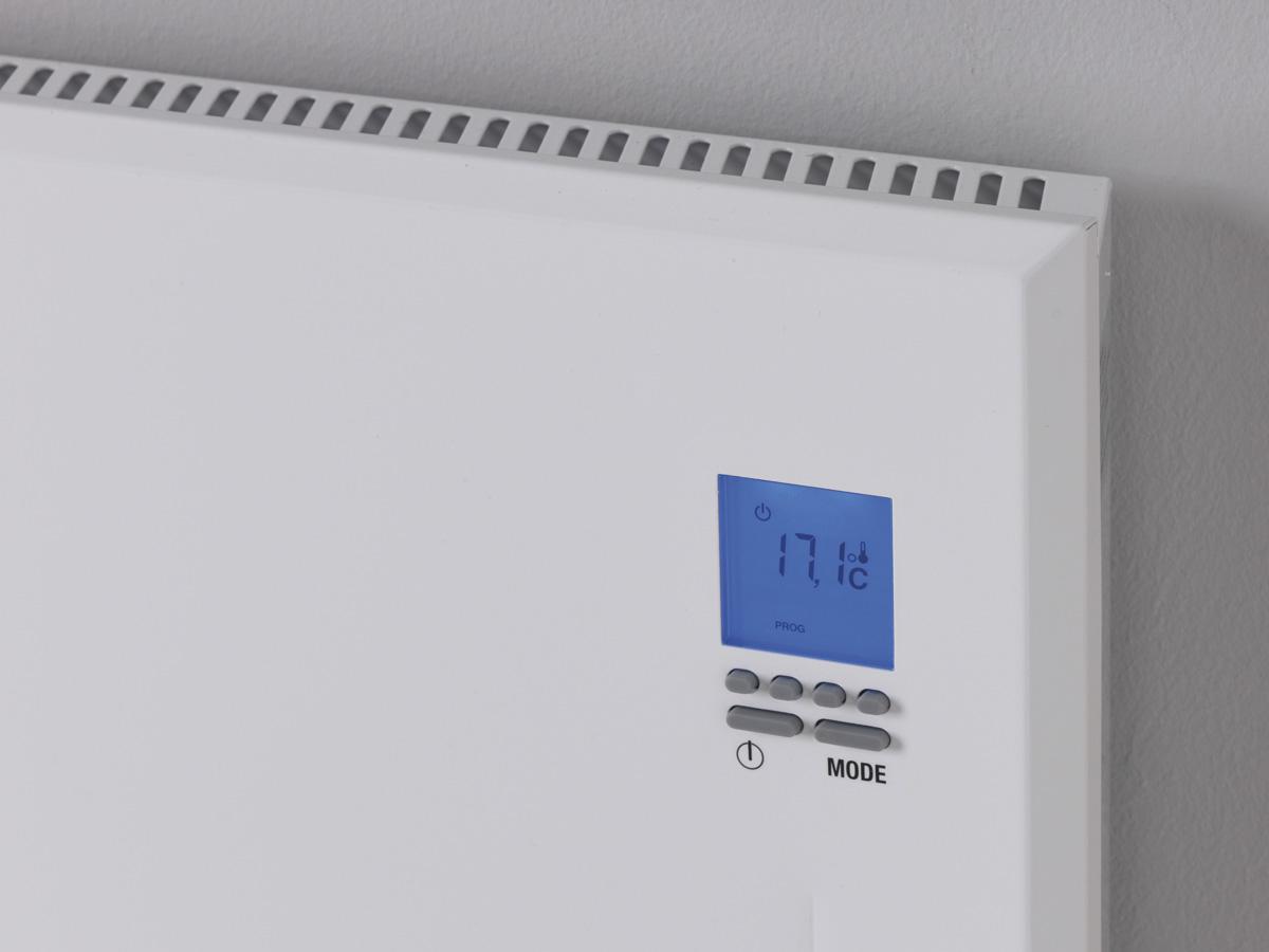 Uitgelezene Masterwatt Modern plus elektrische radiator met warmte-opslag 1500 EN-72