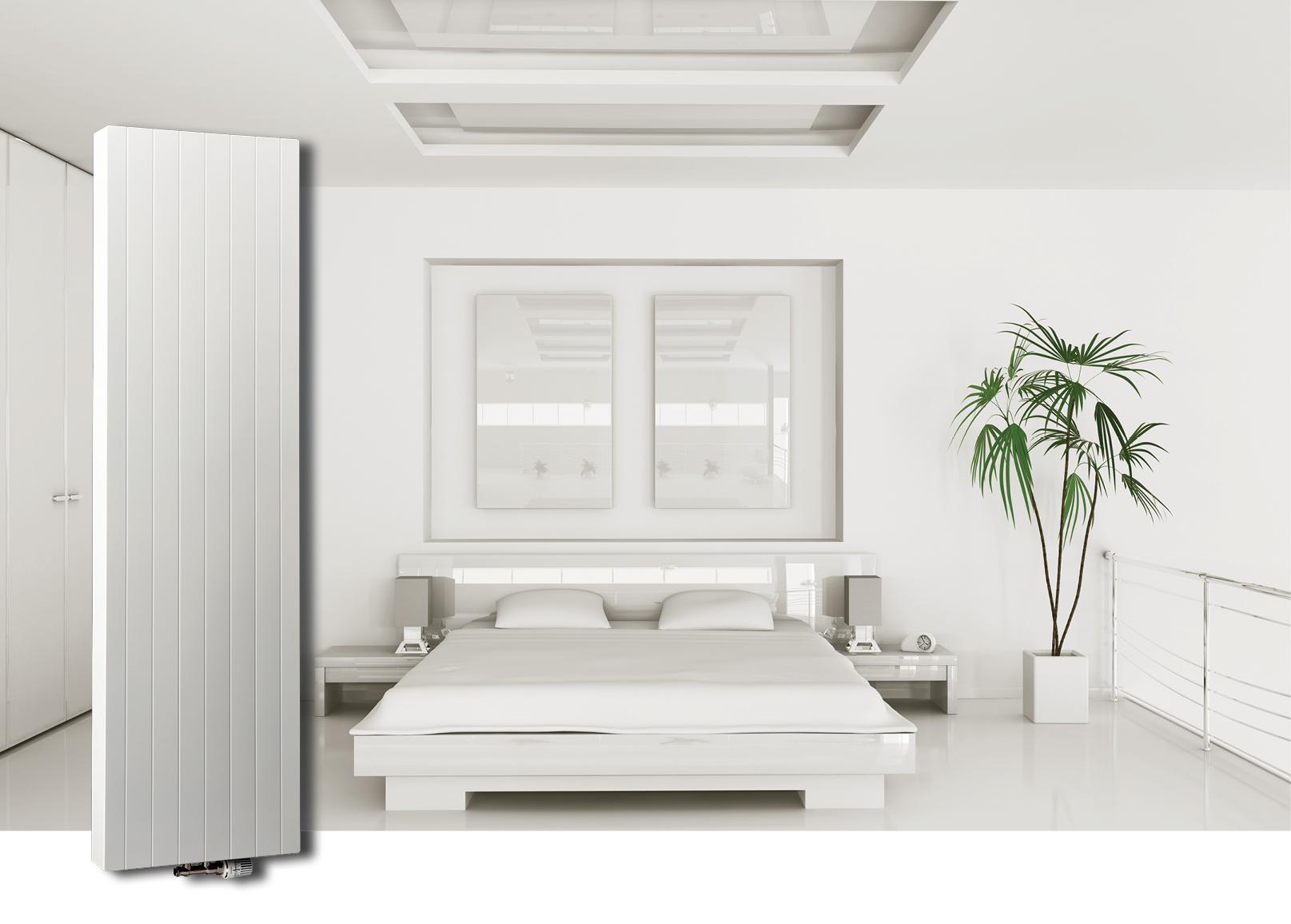 slaapkamer radiator