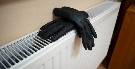 Frisse lucht radiator